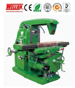Heavy Duty Milling Machine with CE Approved (universal milling machine X6140) pictures & photos