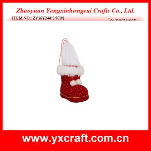 Christmas Decoration (ZY16Y244-3) Santa Claus Candy Boot pictures & photos