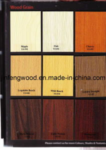 Melamine Particle Board/Melamine MDF/Laminated /Raw MDF for Hotel Cabinet Desk Furniture pictures & photos