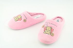 Women′s Indoor Slipper (CWF1134) pictures & photos