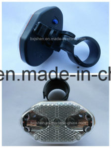 9 LED Red Bicycle Tail Light pictures & photos