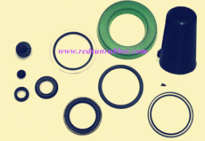 Round Flat Rubber Washer