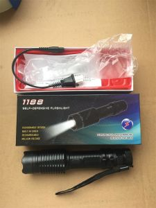 Heavy Power Stun Guns with LED Flashlight pictures & photos