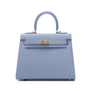 Fashion Genuine Leather Women′s Handbag pictures & photos