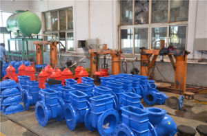 Resilient Wedge Slab Gate Valve pictures & photos