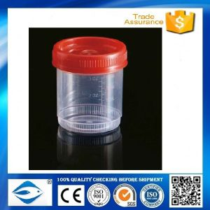 90ml Disposable Urine Cup Plastic Parts pictures & photos