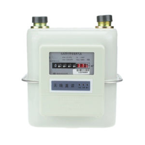 Wireless Transmission Gas Meter for AMR System, Automatic Networking Type pictures & photos