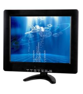 "12.1"" Touch LCD Monitor With Built-in TV Tuner (HY-LCD121T)"