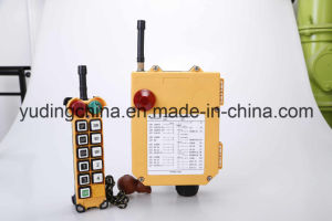 Industrial Wireless Radio Remote Control for Crane F24-10d pictures & photos