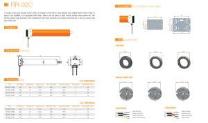 35/45/59/92mm Electric Roller Shutter Tubular Motor (HFM01) pictures & photos