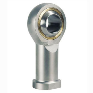 Metric Rod End Joint Bearing with a Lubricating Hole or Grease Nipple on Rod Body