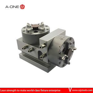 Square Steel Block for Pneumatic 4 Jaw Chuck 3A-100028 pictures & photos