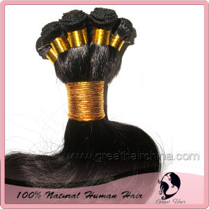Handtied Human Hair Weft (GH-HE001)