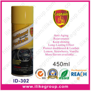 Dashboard Spray Wax (RoHS certificate) pictures & photos