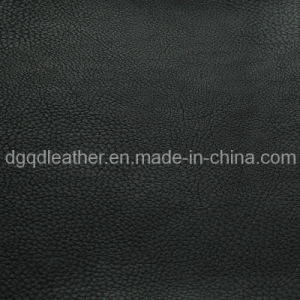 Smooth Surface Furniture Leather PU Leather (QDL-FP001) pictures & photos