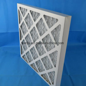 Supply High Efficiency HEPA Panel Air Filter pictures & photos