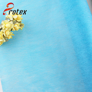 High Quality 100% Polyester Soild Colour Non-Woven Flower Wrap Fabric pictures & photos