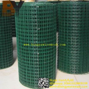 PVC Coated Rippled Welded Mesh pictures & photos