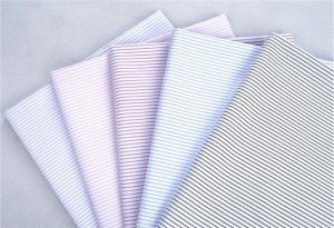 Twill Dyed Tc Poplin Fabric for Uniform or Garments pictures & photos