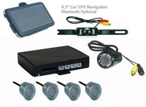 4.3 Inch Car GPS Navigation with Bluetooth GPS-1431