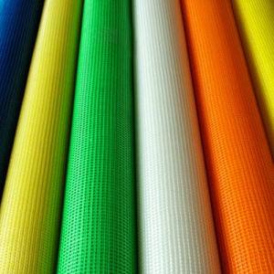 Coated Alkali-Resistant Fiberglass Mesh Cloth (CMAX001) pictures & photos