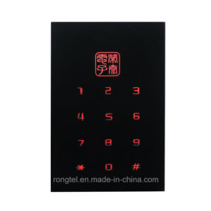 Access Control with Red Backlict Touch Keypad pictures & photos