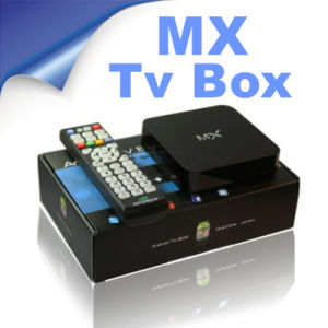 Original IPTV Pre-Installed Mx Android TV Box Cortex A9 Dual