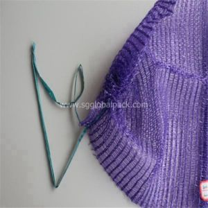 PE Raschel Mesh Bags for Packaging Vegetable pictures & photos