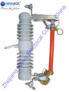 Outdoor Expulsion Drop-out Type Distribution Fuse Cutout 15kv/100A pictures & photos