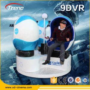 Hot Sales Exciting Game Machine 9d Virtual Reality Simulator pictures & photos