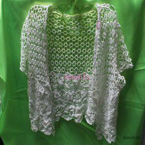 New Fashion Woman Crochet Blouses