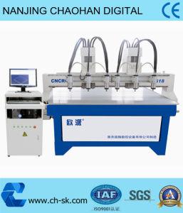 Multi-Head High Efficiency Six Head CNC Woodworking Machine Op 1618