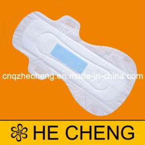 High Level Blue Anion Women Sanitary Napkin (Illedi-280) pictures & photos