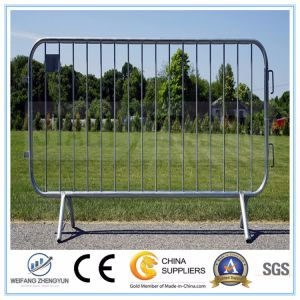 Used Staging Concert Barriers for Crowd Control pictures & photos