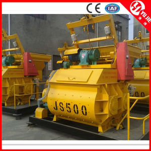 Hot Sale! Js500 Concrete Mixer Machine Price in India pictures & photos