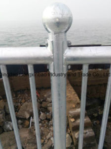 Temporary Fence/Seaside Fence/Galvanized Steel Sheet/Security Fence pictures & photos