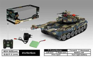 1: 18 Russia T90 Camouflage R/C Tank Children Toys