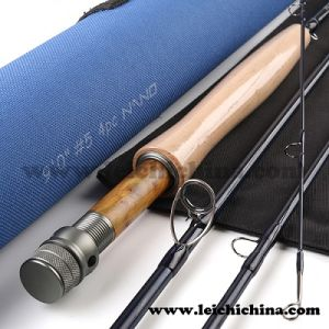 Im12 Nano Carbon 9FT 5wt Fly Fishing Rod pictures & photos