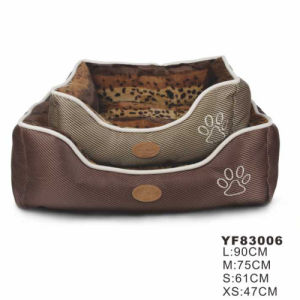 Luxurious and Soft Plush Pet Beds with 4 Size pictures & photos