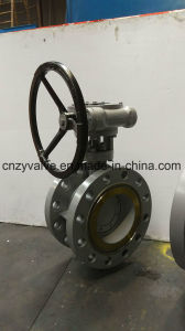 Triple Offset Butterl Valve with High Pressure pictures & photos