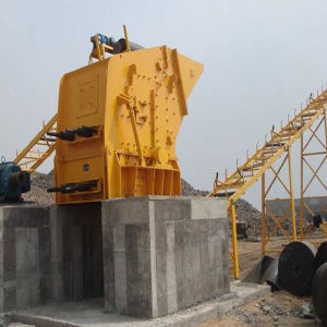 Easy Maintenance Fine Impact Crusher by China Company pictures & photos