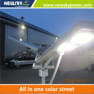 New Model 50W LED Solar Street Lighting pictures & photos