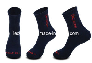 Full Terry Men Coolmax Socks pictures & photos