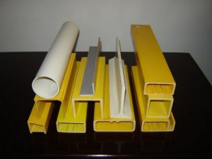 FRP Pultrusion Profiles Square Tubes