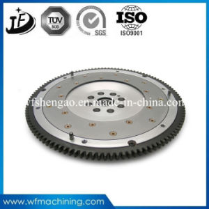 Cast Iron Sand Casting Flywheel for Flywheel Storage Systems pictures & photos