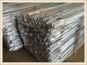 Pre Galvanized Steel Cross Brace for Walk Through Frame Scaffolding Syste pictures & photos