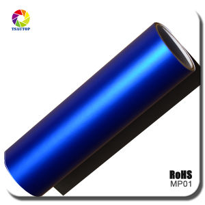 Tsautop 1.52*30m/20m 2016 New Style Matte Chrome Car Wrap Vinyl pictures & photos