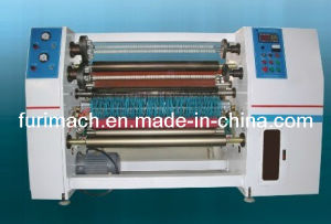 Air Pressure Stationery Tape Slitting Machine, BOPP Tape Making Machine (FR-215) pictures & photos