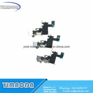 for iPhone 6 4.7 5.5 Inch Charger Dock USB Charging Port Plug Flex Cable with Headphone Jack Version pictures & photos