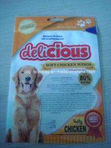 Customize Eco-Friendly Pet Food Plastic Bags (L158) pictures & photos